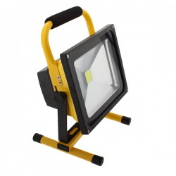 Foco proyector LED portátil...