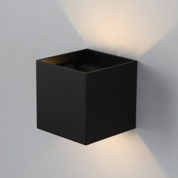 Aplique de Pared LED Cube...