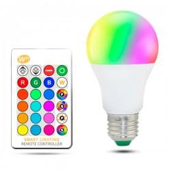 Bombilla LED A60 E27 10W...