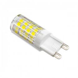 Bombilla LED G9 5W en Caja