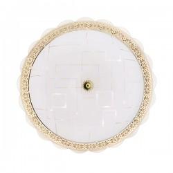 Plafón Decorativo LED...