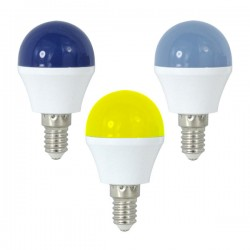 Bombilla LED G45 E14 4W...