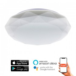 Plafón LED SmartHome Dial...
