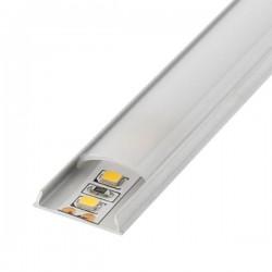 Perfil aluminio Flexible II...