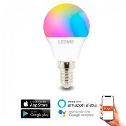 Bombilla LED SmartHome G45 6W