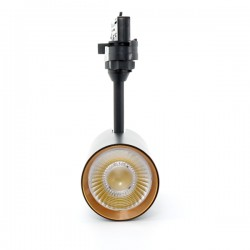 Foco LED para carril Black...