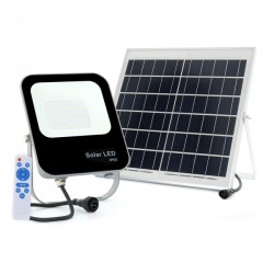 Foco Proyector LED Solar 60W
